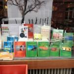 Schaufensteraktion Buchhandlung Feussner Köln