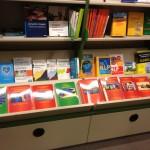 Regalaktion Buchhandlung Stern Verlag Düsseldorf