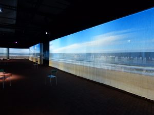 Gastlandauftritt der Niederlande & Flandern: Ist hinter dem Vorhang der Strand?