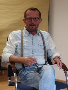 Horst Lempart - Mitorganisator des Regionaltreffens
