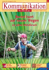 Auf dem KS-Titelbild: Bernd Isert im Dschungel
